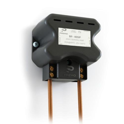 filtro elettronico passa-basso / passivo / monofase
