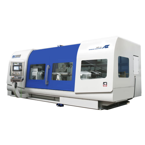 rettificatrice cilindrica / per barre cilindriche / CNC / automatica