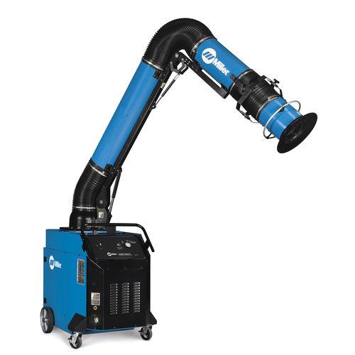 Aspiratore di fumo mobile / a filtri autopulenti / di saldatura / con braccio aspirante FILTAIR® Capture 5  Miller Electric