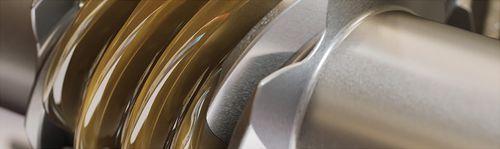 olio per lubrificazione / per alta temperatura / ad alta viscosità / a media viscosità