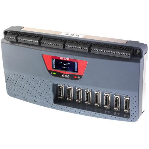controllore di movimento multiasse / Ethernet / CANopen / Modbus TCP