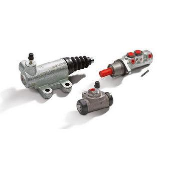 cilindro idraulico / in alluminio