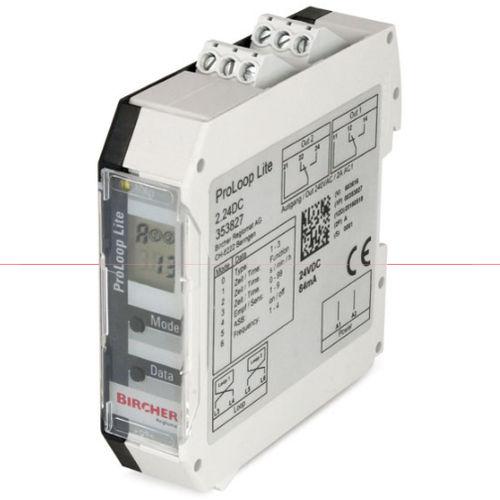 rivelatore a ciclo di induzione / compatto / con display LCD / per cancello