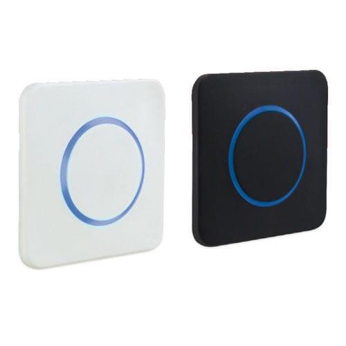 interruttore apriporta / luminoso a LED / senza contatto / IP65