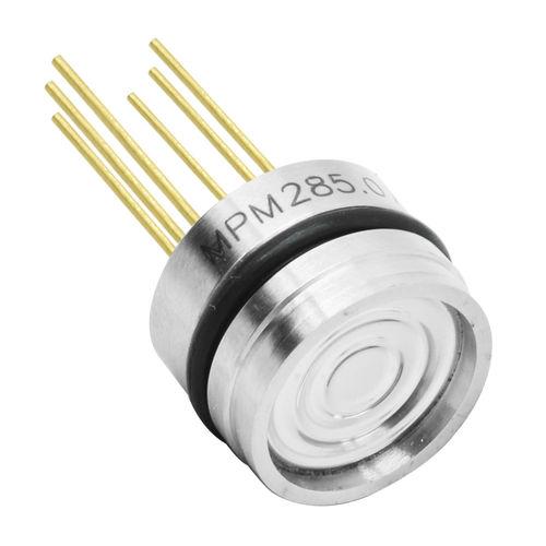 sensore di pressione relativa / piezoresistivo / torico / in acciaio inossidabile