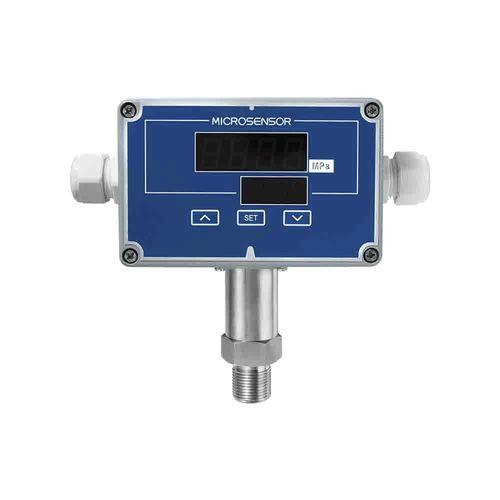 controllore di pressione differenziale / digitale / con trasmettitore / RS485