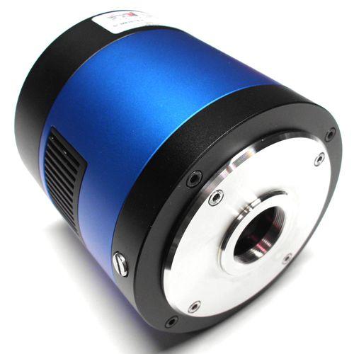 telecamera raffreddata / per visione scientifica / a colori / monocromatica