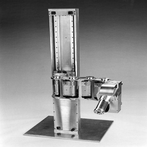 braccio manipolatore industriale / per ambienti difficili / per spazio ridotto