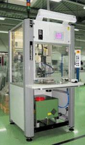 macchina di brasatura a induzione / semiautomatica