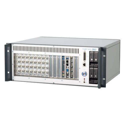 sistema di acquisizione dati di tensione / 16 canali / 32 canali / rack 19