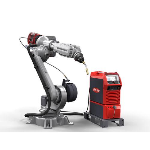 robot articolato / di saldatura MIG-MAG / di manutenzione / industriale