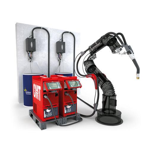 robot articolato / di saldatura MIG-MAG / industriale