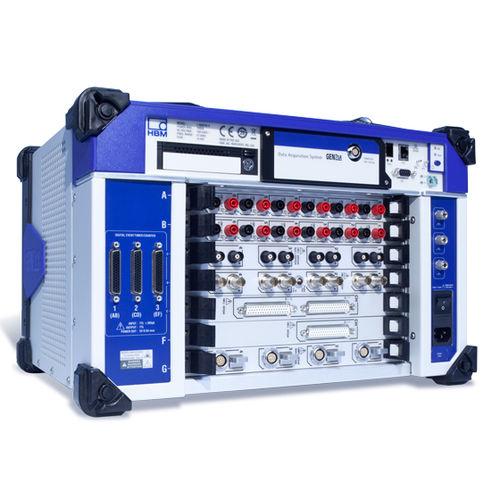 Registratore di transitori / portatile / ad alta velocità GEN7tA HBM Test and Measurement