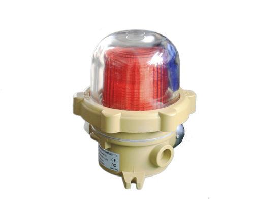 luce permanente / flash / LED / attivabile per telefono