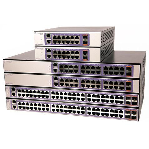 Switch Ethernet amministrabile / 48 porte / di livello 3 / integrato 200 series Extreme Networks