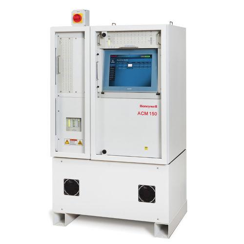 sistema di monitoraggio di gas / di processo / continuo / multipunto