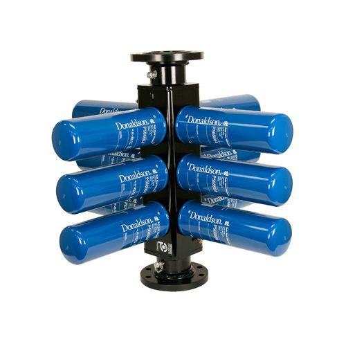 manifold multicanale / di acciaio / per olio