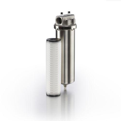 filtro per carburante / a cartuccia / gasolio / per condizioni severe