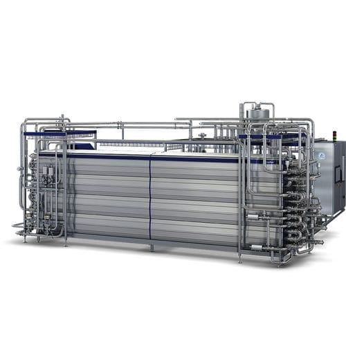 Pastorizzatore automatico / per l'industria delle bevande BF Tetra Pak