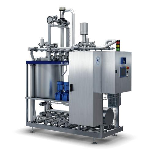 macchina per pulizia automatica / ad acqua / per l'industria agroalimentare