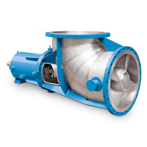 pompa ad acqua / chimica / per fanghi / elettrica
