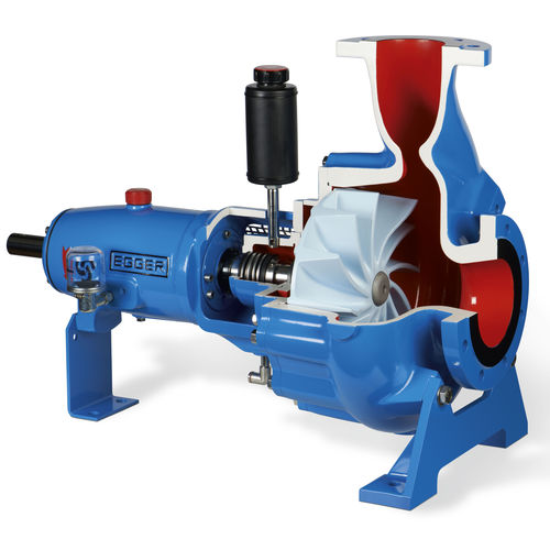 pompa per acque reflue - Emile Egger & Cie SA