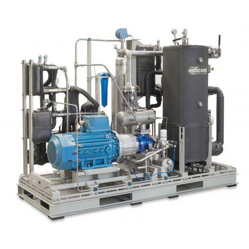 compressore di gas / per elio / di idrogeno / fisso
