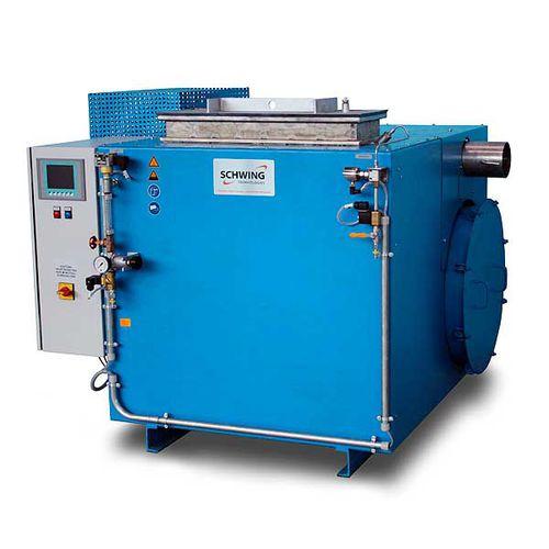 macchina per pulizia a letto fluido - SCHWING Technologies GmbH