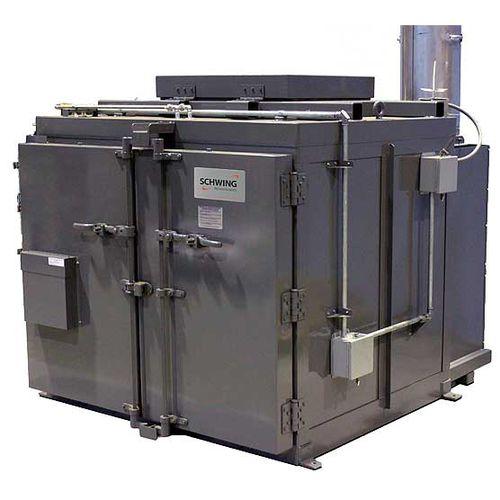macchina per pulizia tramite pirolisi - SCHWING Technologies GmbH