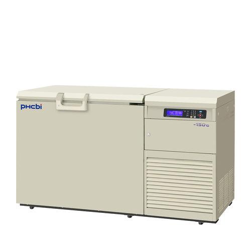 congelatore da laboratorio / bassissima temperatura / orizzontale / criogenico