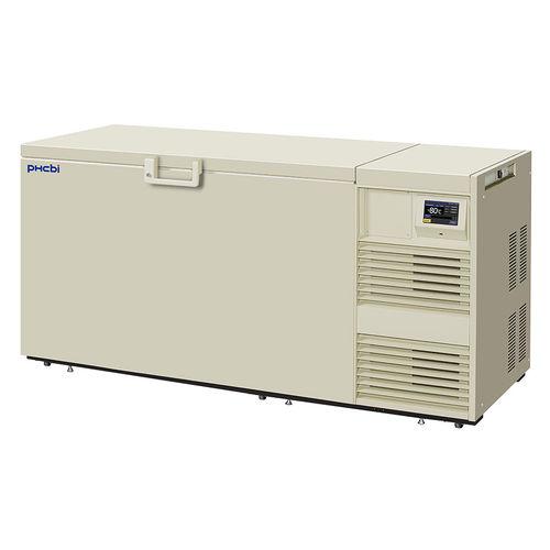 congelatore da laboratorio / orizzontale / bassissima temperatura / per il settore medico