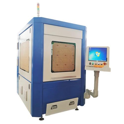 macchina da taglio per metallo / laser in fibra / di piastra / per orefici