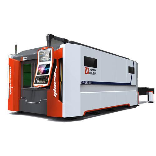 Macchina da taglio metallo / SS / di acciaio / per alluminio GF-1530JH  Wuhan Vtop fiber laser