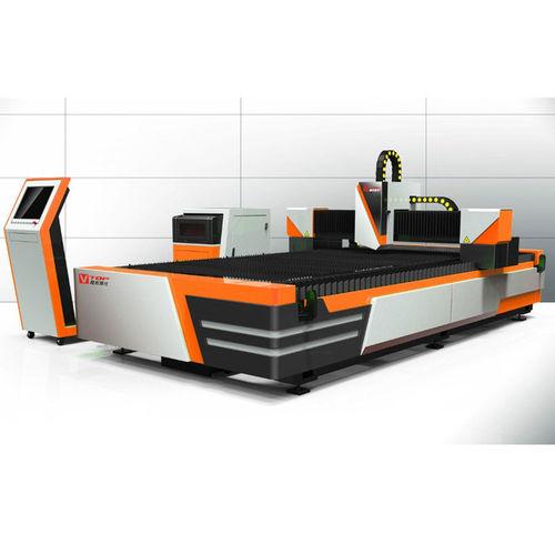 macchina da taglio SS / per metallo / laser in fibra / per lamiere
