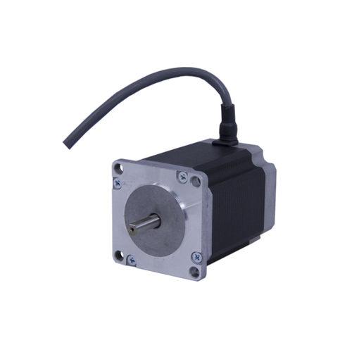 motore AC / passo-passo a 2 fasi / compatto / NEMA 23