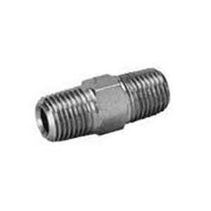 raccordo ad avvitamento / dritto / idraulico / metallo