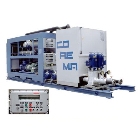 climatizzatore ATEX / a pavimento / a condensazione ad aria / a condensazione ad acqua