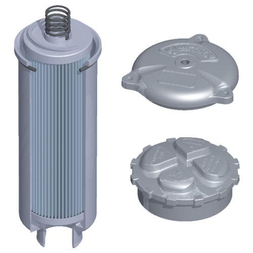 Filtro idraulico / a cartuccia / di ritorno MFBX - MFB MP Filtri