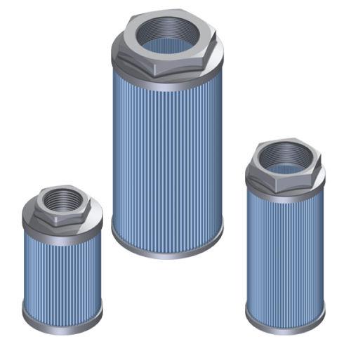filtro di aspirazione / idraulico