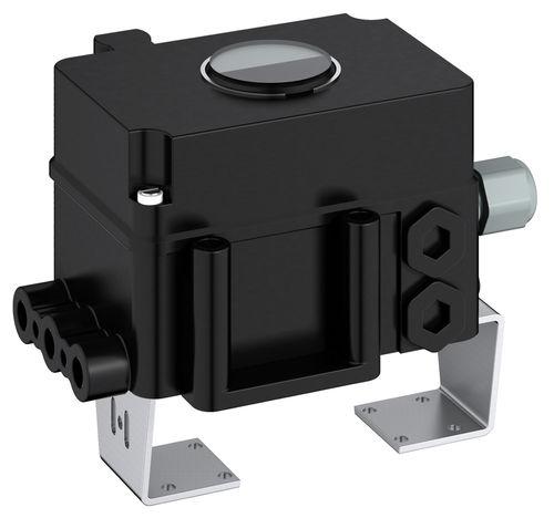 posizionatore elettropneumatico / analogico / per attuatore