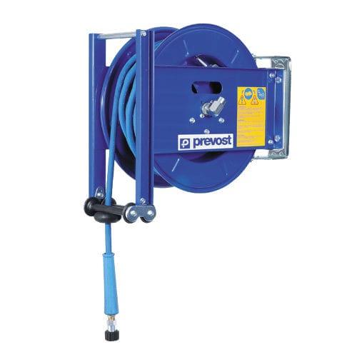 Avvolgitore per tubo / a richiamo automatico / a tamburo aperto / per acqua HP series : DMO - DGO PREVOST