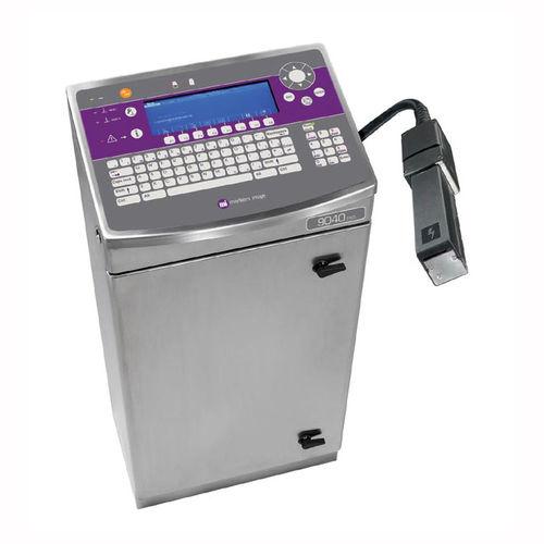 macchina di marcatura a piccoli caratteri / a getto d'inchiostro / benchtop / ad alta velocità
