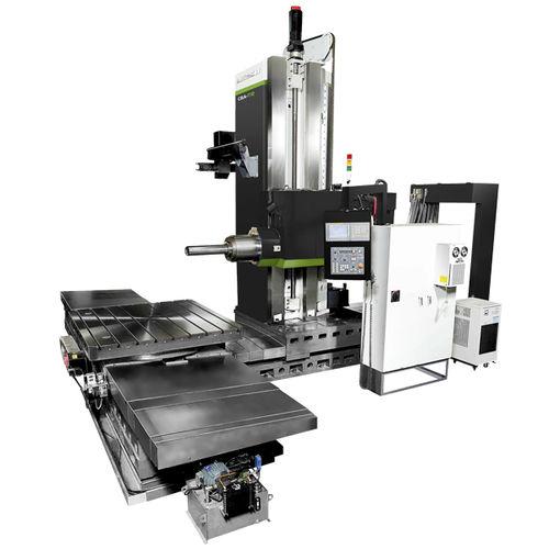 Centro di alesatura e fresatura CNC / orizzontale / per pezzi di grandi dimensioni / a tavola girevole CBA-TR LYMCO, BY LYWENTECH CO., LTD.