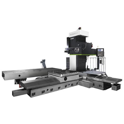 centro di alesatura e fresatura CNC / orizzontale / per pezzi di grandi dimensioni / per lavorazione meccanica pesante
