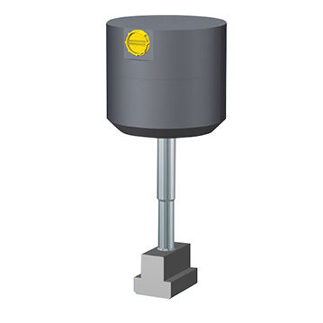 Flangia di bloccaggio idraulica BTM SERAPID