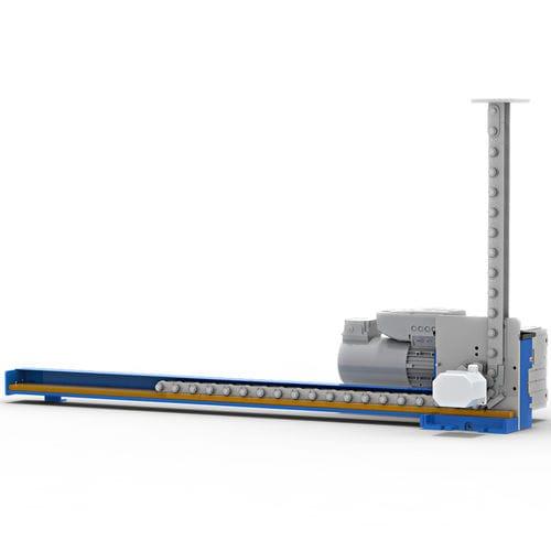 Cilindro a catena rigida HD Lift SERAPID