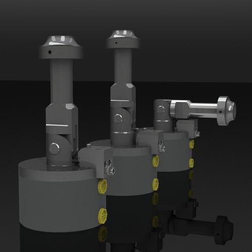 unità di bloccaggio basculante
