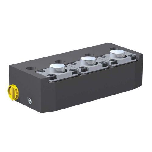 cilindro idraulico / a doppio effetto / di bloccaggio
