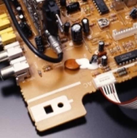 Colla al silicone / monocomponente / conduttore elettrico / per gomma 1220 series THREEBOND EUROPE