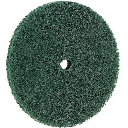 disco abrasivo in nylon / per finitura / per lucidatura / per rettifica